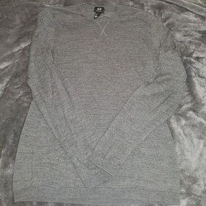 Men's H&M merino wool sweater